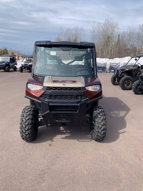 2019 Polaris Ranger Crew XP 1000 EPS 20th Anniversary Limited Edition in Greenland, Michigan - Photo 4
