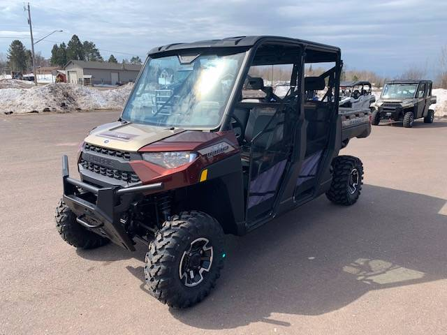 2019 Polaris Ranger Crew XP 1000 EPS 20th Anniversary Limited Edition in Greenland, Michigan - Photo 6