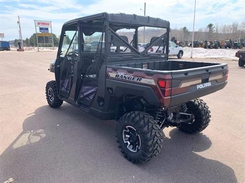 2019 Polaris Ranger Crew XP 1000 EPS 20th Anniversary Limited Edition in Greenland, Michigan - Photo 8