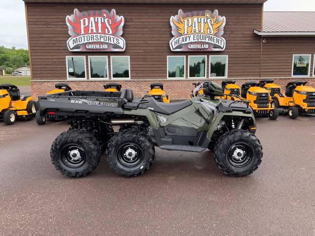2019 Polaris Sportsman 6x6 Big Boss 570 EPS in Greenland, Michigan - Photo 1