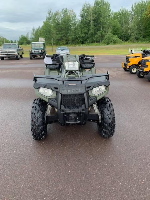 2019 Polaris Sportsman 6x6 Big Boss 570 EPS in Greenland, Michigan - Photo 3