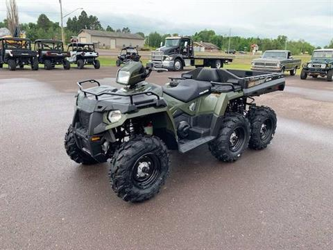 2019 Polaris Sportsman 6x6 Big Boss 570 EPS in Greenland, Michigan - Photo 4