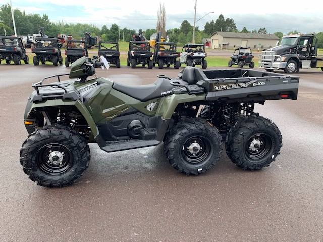 2019 Polaris Sportsman 6x6 Big Boss 570 EPS in Greenland, Michigan - Photo 5