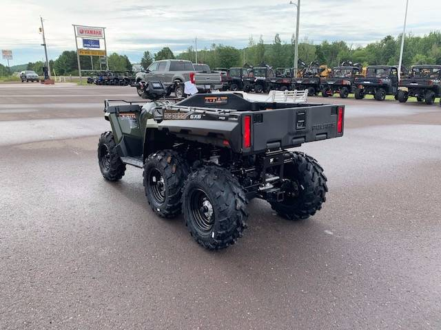 2019 Polaris Sportsman 6x6 Big Boss 570 EPS in Greenland, Michigan - Photo 6