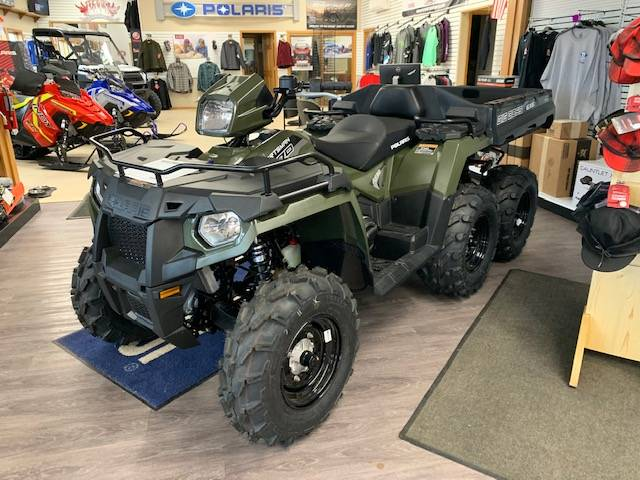 2021 Polaris Sportsman 6x6 570 in Greenland, Michigan - Photo 3