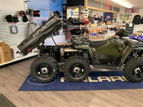 2021 Polaris Sportsman 6x6 570 in Greenland, Michigan - Photo 4
