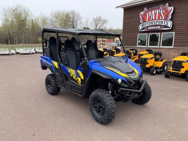 2019 Yamaha Wolverine X4 SE in Greenland, Michigan - Photo 2