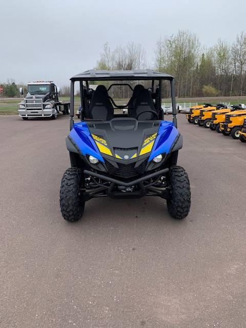 2019 Yamaha Wolverine X4 SE in Greenland, Michigan - Photo 3