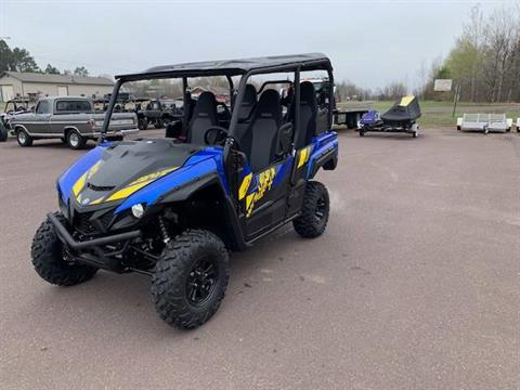 2019 Yamaha Wolverine X4 SE in Greenland, Michigan - Photo 4