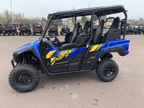 2019 Yamaha Wolverine X4 SE in Greenland, Michigan - Photo 5