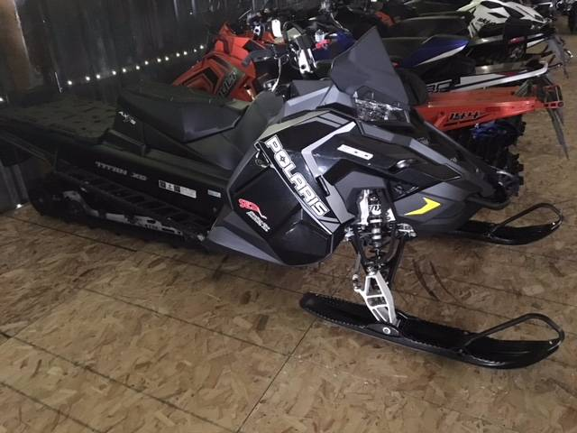 2018 Polaris 800 Titan XC 155 in Greenland, Michigan