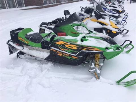 2004 Arctic Cat F6 Firecat EFI in Greenland, Michigan