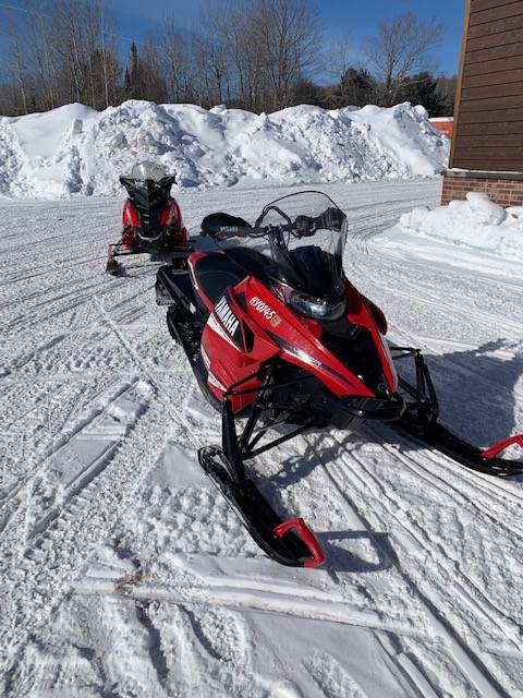 2014 Yamaha SR Viper™ XTX SE in Greenland, Michigan - Photo 2