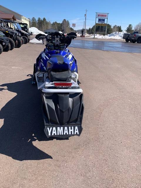 2014 Yamaha SR Viper™ XTX SE in Greenland, Michigan - Photo 8