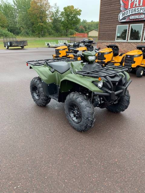 2020 Yamaha Kodiak 700 EPS in Greenland, Michigan - Photo 2