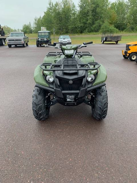 2020 Yamaha Kodiak 700 EPS in Greenland, Michigan - Photo 3