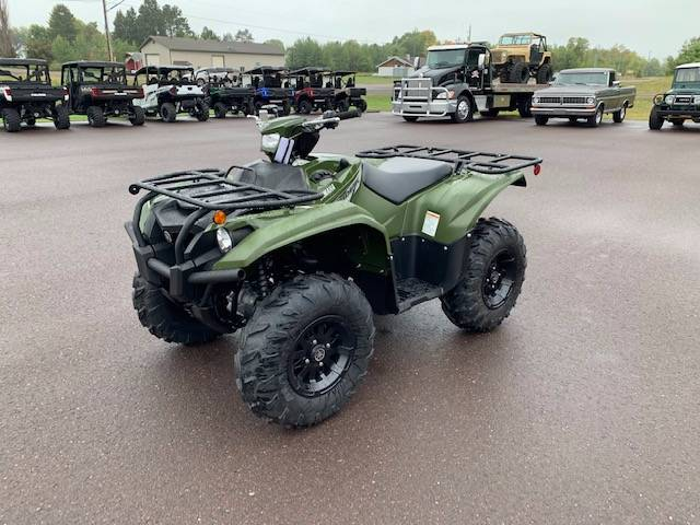 2020 Yamaha Kodiak 700 EPS in Greenland, Michigan - Photo 4