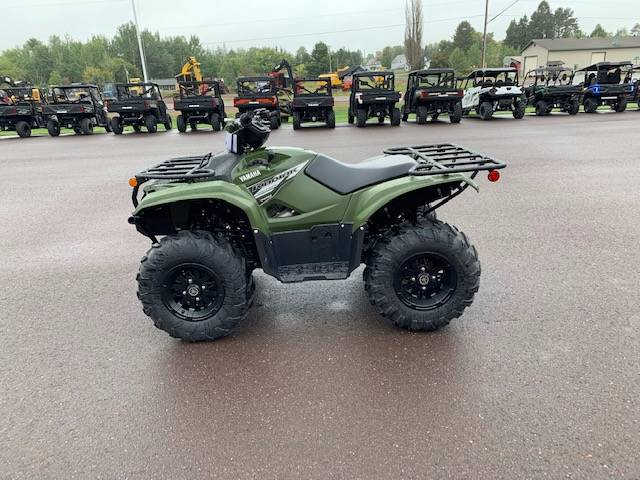 2020 Yamaha Kodiak 700 EPS in Greenland, Michigan - Photo 5