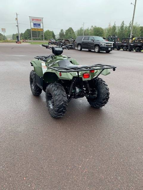 2020 Yamaha Kodiak 700 EPS in Greenland, Michigan - Photo 6