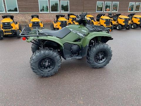 2020 Yamaha Kodiak 700 EPS in Greenland, Michigan - Photo 8