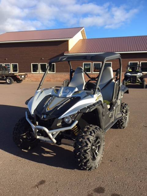 2017 Yamaha Wolverine R-Spec EPS SE in Greenland, Michigan - Photo 2