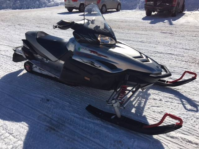 2005 Yamaha Rage in Greenland, Michigan - Photo 3