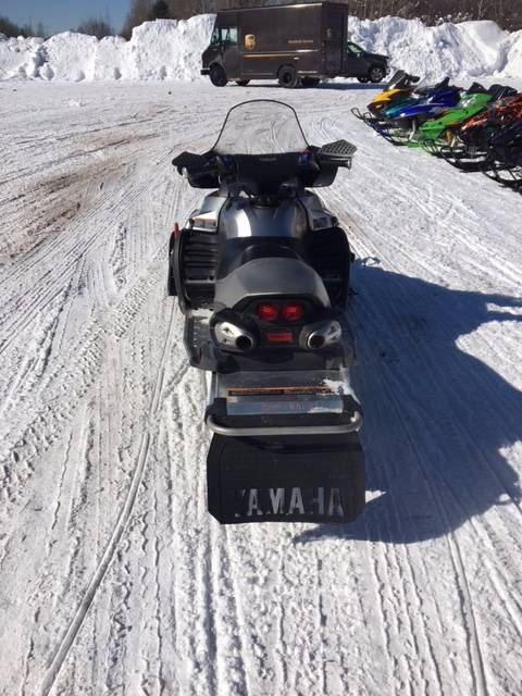 2005 Yamaha Rage in Greenland, Michigan - Photo 6