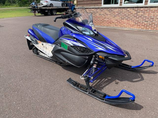 2010 Yamaha RS Vextor LTX GT in Greenland, Michigan - Photo 2