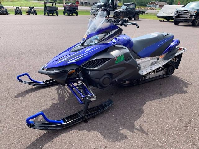 2010 Yamaha RS Vextor LTX GT in Greenland, Michigan - Photo 4