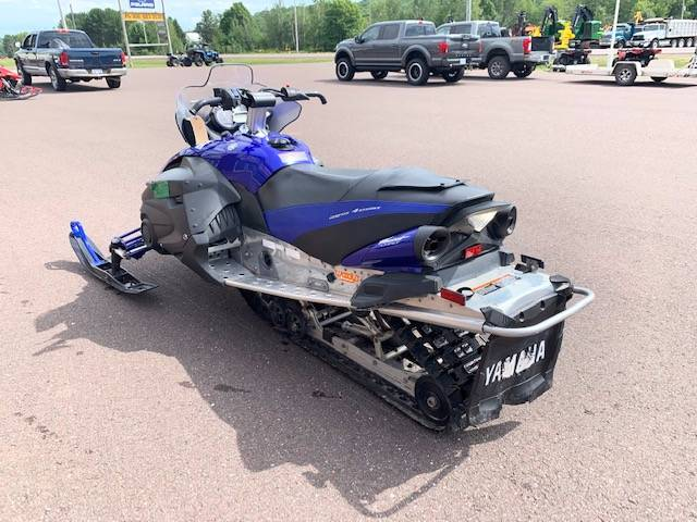 2010 Yamaha RS Vextor LTX GT in Greenland, Michigan - Photo 6