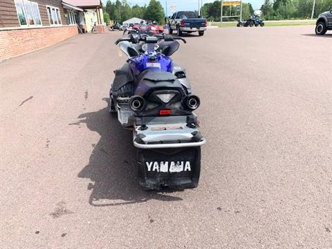 2010 Yamaha RS Vextor LTX GT in Greenland, Michigan - Photo 7