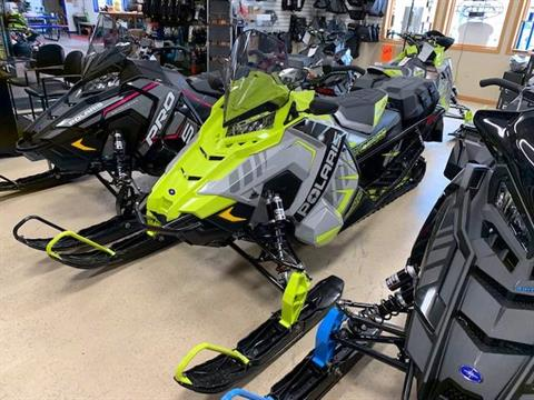 2020 Polaris 600 Indy Adventure 137 SC in Greenland, Michigan - Photo 1