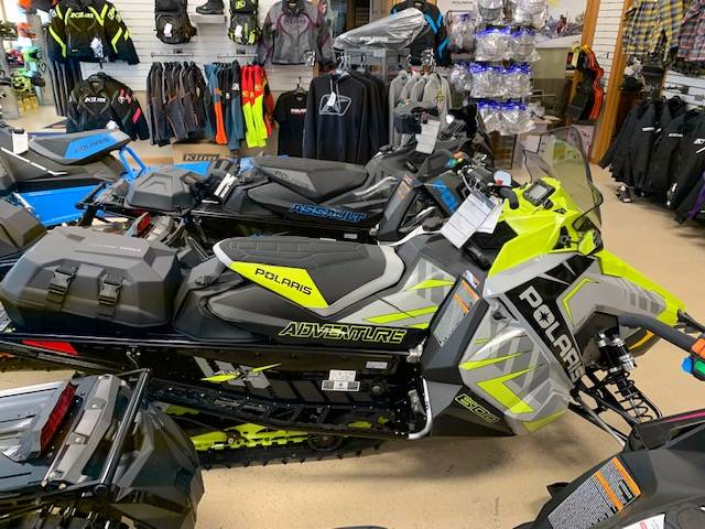 2020 Polaris 600 Indy Adventure 137 SC in Greenland, Michigan - Photo 2
