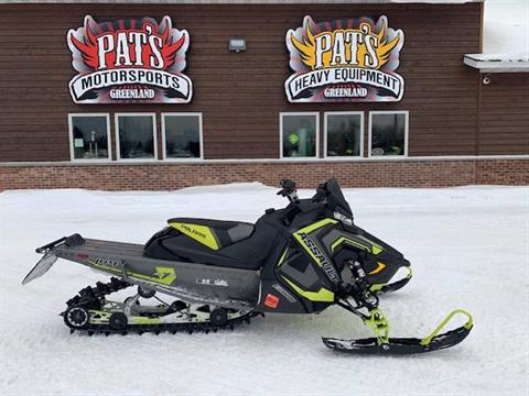 2018 Polaris 800 Switchback Assault 144 SnowCheck Select in Greenland, Michigan - Photo 1