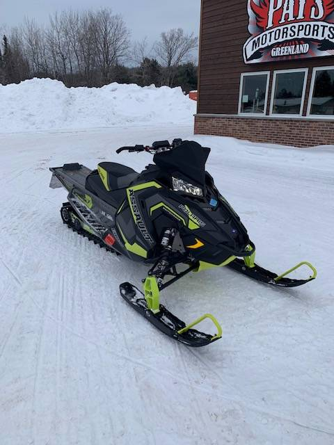 2018 Polaris 800 Switchback Assault 144 SnowCheck Select in Greenland, Michigan - Photo 2