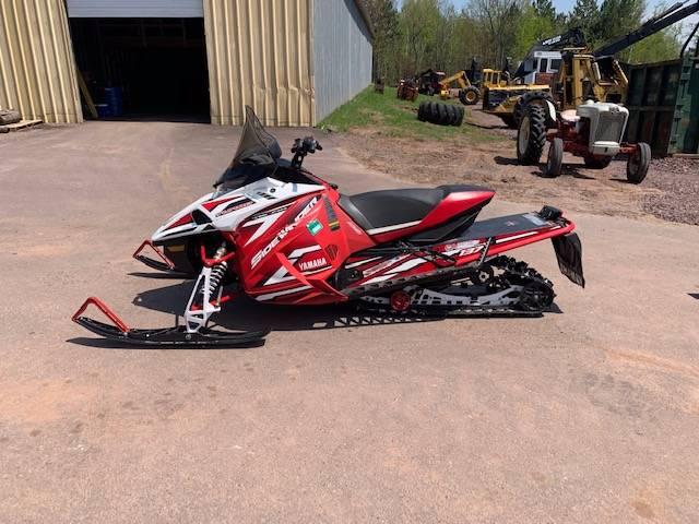 2017 Yamaha Sidewinder L-TX LE in Greenland, Michigan