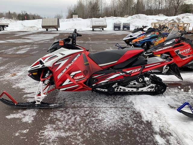 2017 Yamaha Sidewinder L-TX LE in Greenland, Michigan - Photo 3