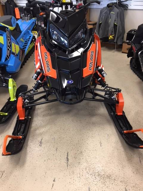 2019 Polaris 800 Switchback Assault 144 SnowCheck Select in Greenland, Michigan - Photo 2