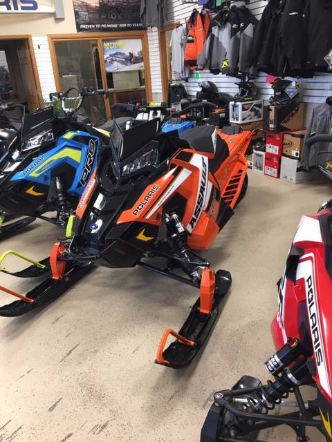 2019 Polaris 800 Switchback Assault 144 SnowCheck Select in Greenland, Michigan - Photo 3