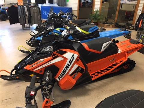 2019 Polaris 800 Switchback Assault 144 SnowCheck Select in Greenland, Michigan - Photo 4