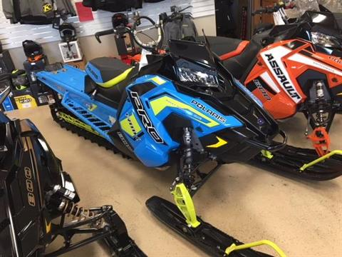 2019 Polaris 800 PRO-RMK 163 Snowcheck Select in Greenland, Michigan