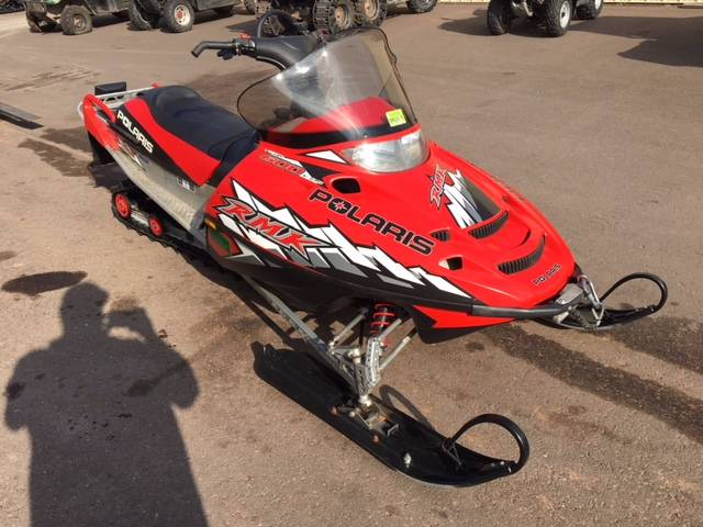 2005 Polaris 600 RMK 144 in Greenland, Michigan