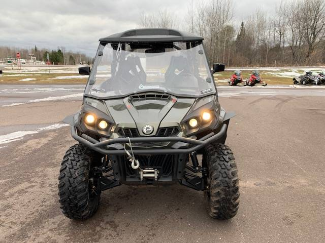 2020 Can-Am Commander MAX XT 1000R in Greenland, Michigan - Photo 3