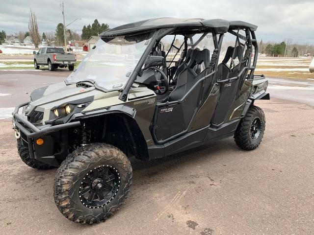 2020 Can-Am Commander MAX XT 1000R in Greenland, Michigan - Photo 4