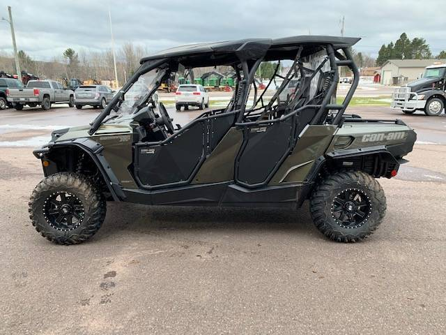 2020 Can-Am Commander MAX XT 1000R in Greenland, Michigan - Photo 5