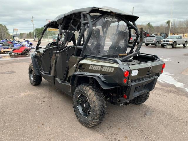 2020 Can-Am Commander MAX XT 1000R in Greenland, Michigan - Photo 6