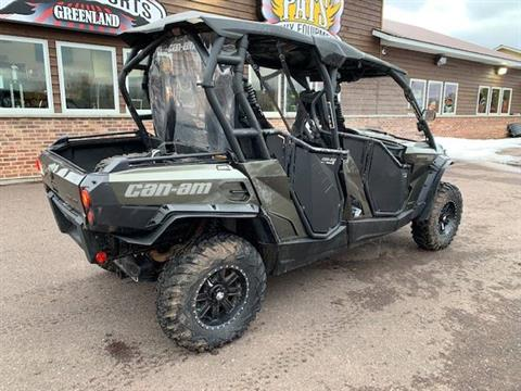 2020 Can-Am Commander MAX XT 1000R in Greenland, Michigan - Photo 8