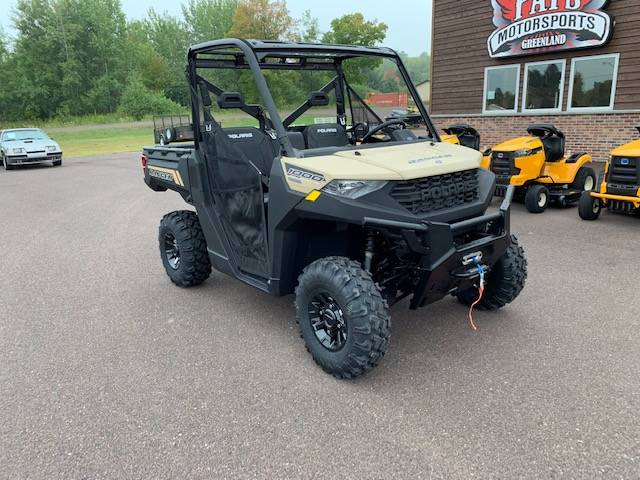 2020 Polaris Ranger 1000 Premium Winter Prep Package in Greenland, Michigan - Photo 2