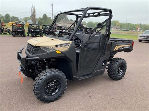 2020 Polaris Ranger 1000 Premium Winter Prep Package in Greenland, Michigan - Photo 4