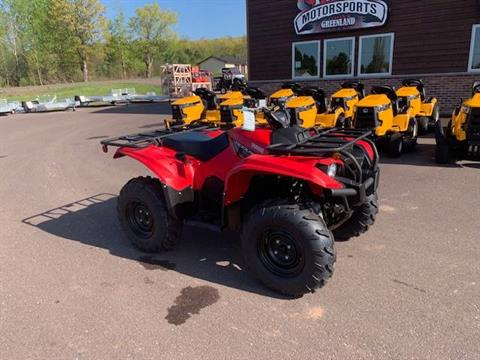 2019 Yamaha Kodiak 700 in Greenland, Michigan - Photo 2